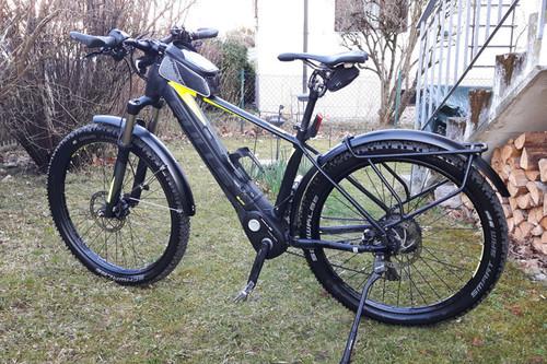 BULLS E-STREAM EVO 2 27,5+ bike rental in Rosenheim