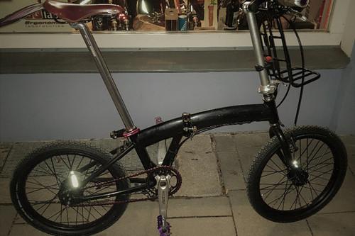 Custom Schorsch bike rental in Munich