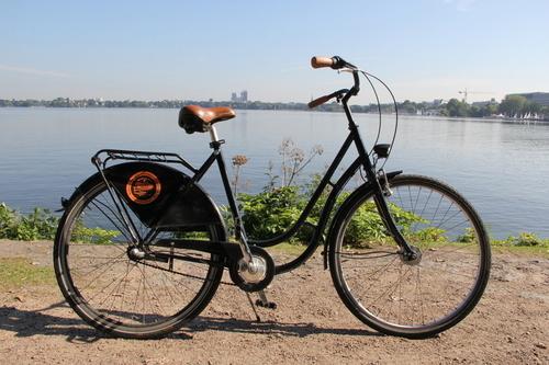 Cityrad Cityrad bike rental in Hamburg