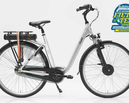 Noleggio Qwic E-bike Qwic N7.1 E-bike  a Houten