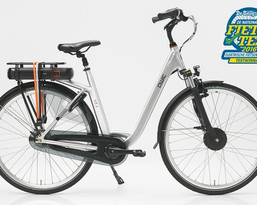 Noleggio Qwic E-bike Qwic N7.1 E-bike  a Utrecht