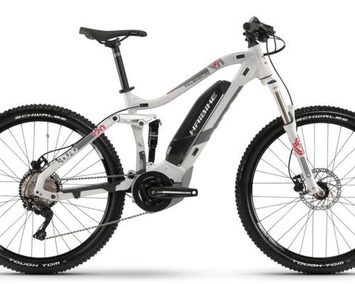 Haibike SDURO FullSeven 3.0 bike rental in Zwiesel
