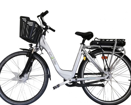 Sun-E-Bike -- bike rental in Vaison-la-Romaine