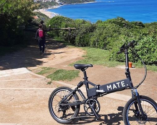 Mate City bike rental in Biarritz