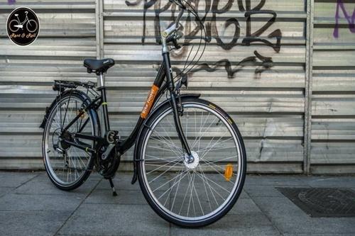 Peugeot CC52 fietsverhuur Madrid