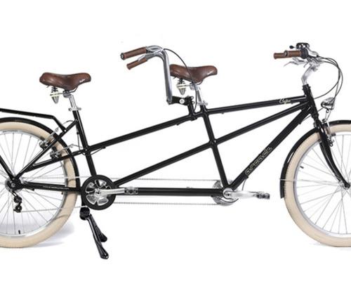 ARCADE TANDEM COFFEE NEXUS bike rental in Vannes