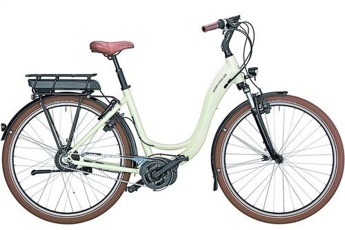 Riese & Müller Swing bike rental in Cuxhaven