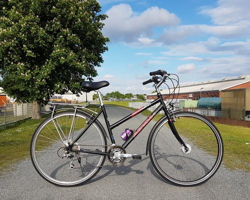 Merida White Sox bike rental in Bremen
