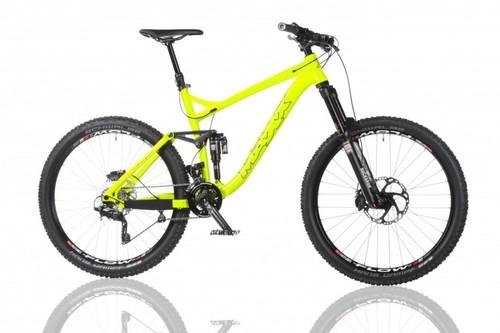 Alquiler de bicicletas MAXX JINXX 650B en Latsch-Südtirol