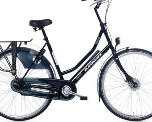 Batavus Live fietsverhuur Paris