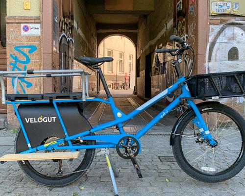 Yuba Kombi bike rental in Berlin
