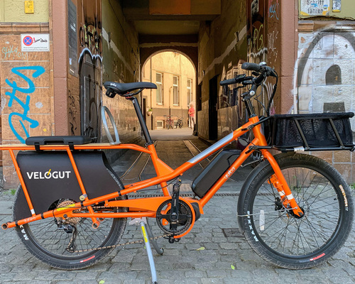 Yuba Kombi E5 bike rental in Berlin