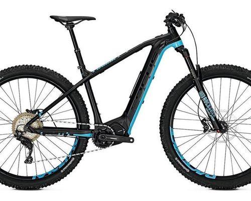 Alquiler de bicicletas Focus  Bold2 Plus en Costa Teguise