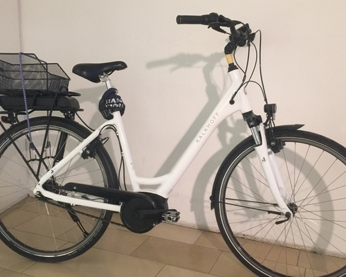 Kalkhoff Jubilee bike rental in Eichstätt