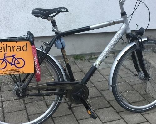 Atlanta City Esprit bike rental in Eichstätt