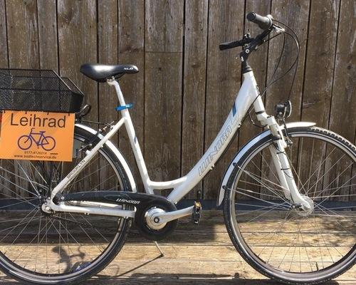 Winora Brooklyn  bike rental in Eichstätt