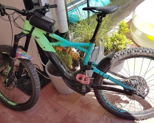 Specialized Kenevo bike rental in Kaarst