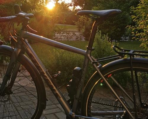 Stevens Supreme bike rental in Rostock