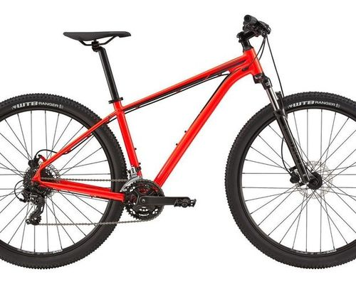 Alquiler de bicicletas Cannondale  Trail MTB en Costa Teguise