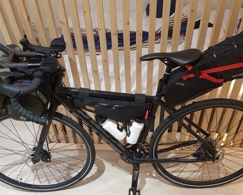 Alquiler de bicicletas Kona Rove 2019 en Paris