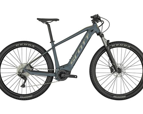 SCOTT Aspect eRIDE930 bike rental in Luz-Saint-Sauveur