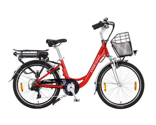 "E-VISION PRELUDE 24"" bike rental in Pléneuf-Val-André"