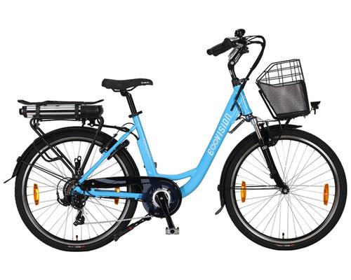 "E-VISION PRELUDE 26"" bike rental in Pléneuf-Val-André"