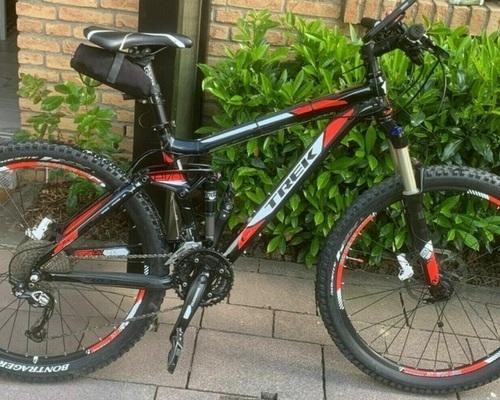 Alquiler de bicicletas Trek Fuel Ex 6 en Ratingen