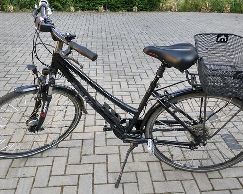 BerlinRad Damen 28 Zoll Trekking bike rental in Berlin