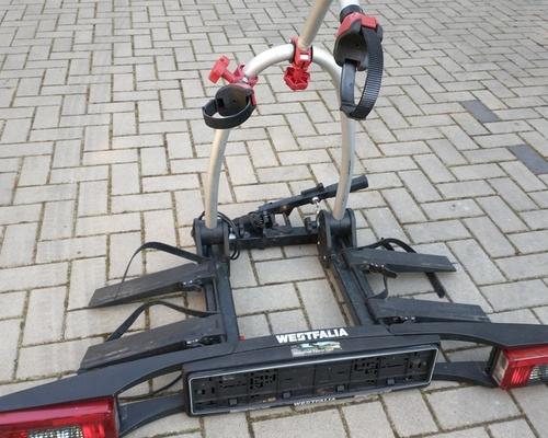 Westfalia Träger für 2 Fahrräder Verleih in Berlin
