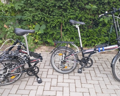 Chrisson Faltrad 20 Zoll bike rental in Berlin