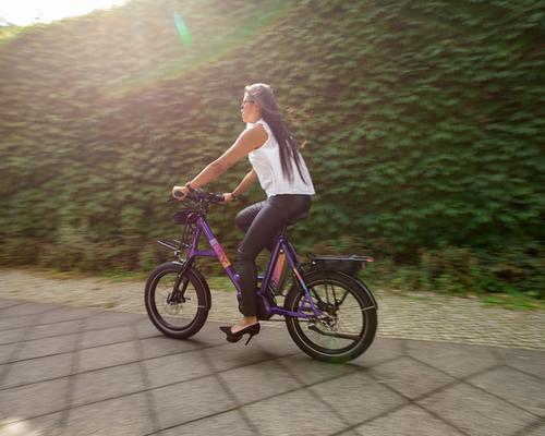 i:SY S8 ZR E-Bike Verleih in Berlin