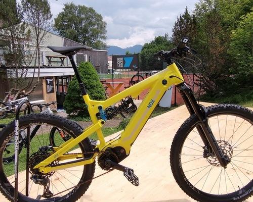 NOX Helium All-Mountain 5.9 bike rental in Bad Wiessee