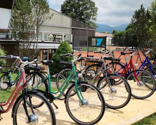 Saxonette Fashion Plus 2.0 bike rental in Bad Wiessee