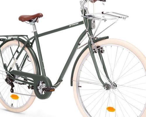 Alquiler de bicicletas BTWIN ELOPS 520 en Catania
