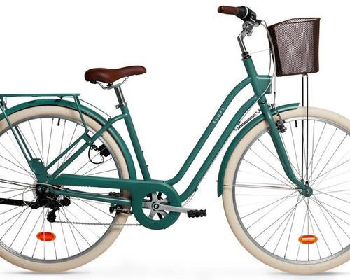 Alquiler de bicicletas BTWIN ELOPS 520 telaio basso  en Catania
