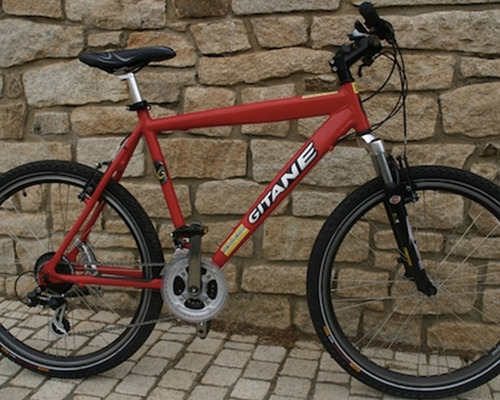 "GITANE VTTloc 26"" bike rental in Arzon"