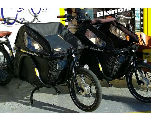 Johnny Loco -- bike rental in Arzon