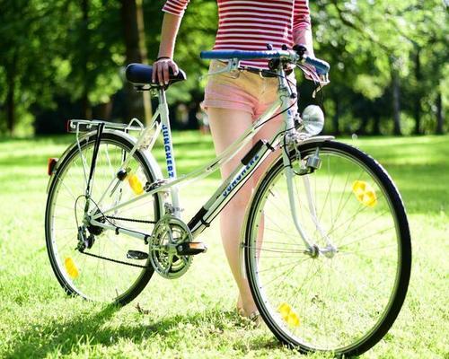 Jungherz City Style fietsverhuur München