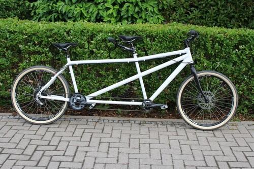 Rollhof Tandem Sport bike rental in Schwetzingen