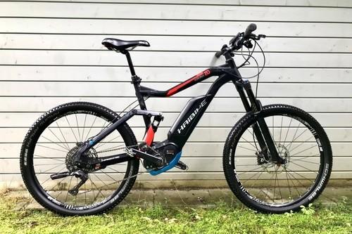 HAIBIKE AllMtn 7.0 bike rental in Prien am Chiemsee