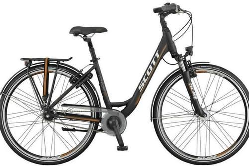 Alquiler de bicicletas SCOTT SUBCOMFORT en Corralejo