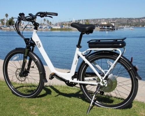 Alquiler de bicicletas A2B e-bike en Cádiz