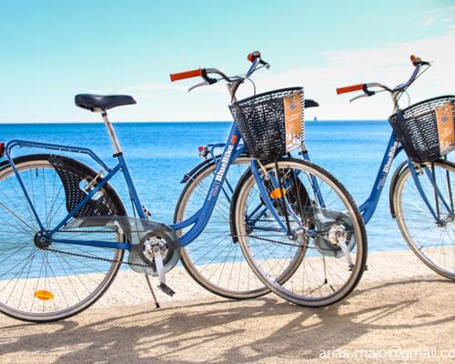 Alquiler de bicicletas Bluebike City en Alicante (Alacant)