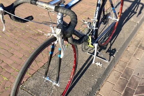 Specialized S-Works S-Works M2 Metal Matrix bike rental in Amsterdam