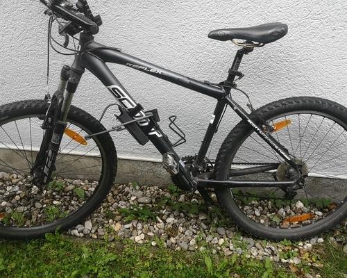 Scott Scott bike rental in Salzburg