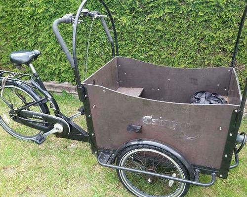 Location vélo Popal Cangoo à Rotterdam