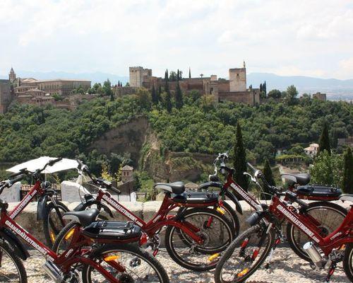 Location vélo C9  Urban Flyer à Granada