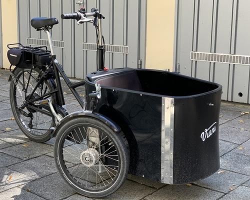 Nihola Family bike rental in München