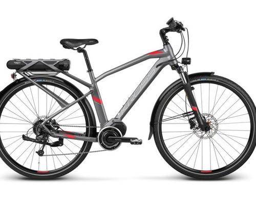 Alquiler de bicicletas Kross  Trans Hybrid 3.0 en Santiago de Compostela